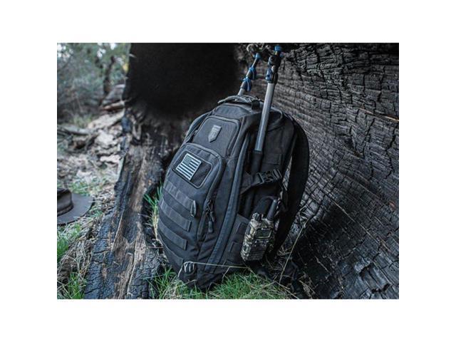 b81cf03fbd8 Cannae Pro Gear 500D Nylon Size Medium 21 Liter Legion Day Pack Backpack,  Gray - Newegg.com
