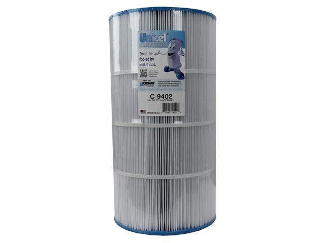 Unicel C-9402 Waterway Swimming Pool Filter Cartridge Element PWW100 ZEL  FC-2965 - Newegg.com