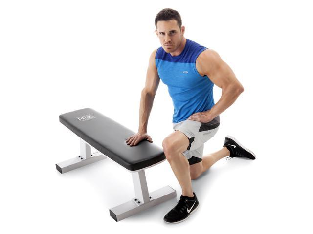 Marcy Home Gym Exercise Fitness Training Workout Flat Board Weight Lifting  Bench - Newegg com