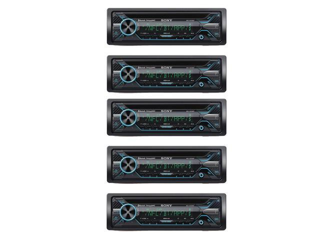 Sony Car Audio Single DIN CD Player Stereo Receiver with Bluetooth (5 Pack)  - Newegg com