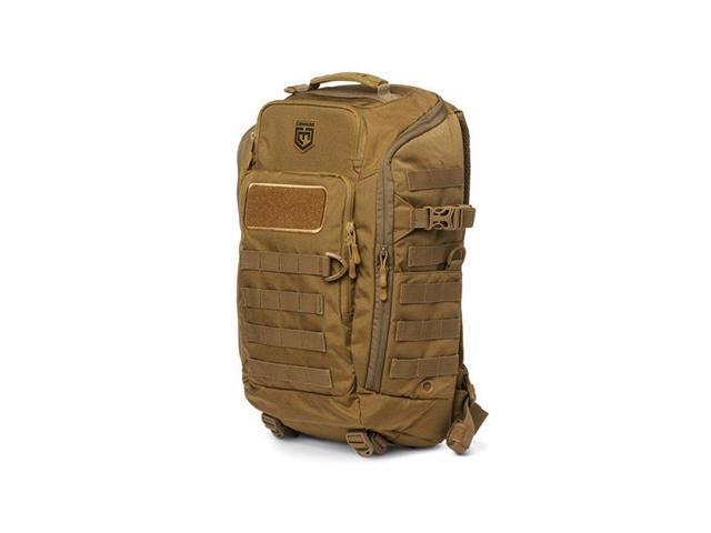 3f783861dd9 Cannae Pro Gear 500D Nylon Medium 21 Liter Legion Day Pack Backpack, Coyote  - Newegg.com