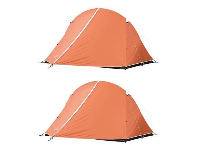 (2) COLEMAN Hooligan 2 Person C&ing Dome Tents w/ WeatherTec System - 8  sc 1 st  Newegg.com & (2) COLEMAN Hooligan 2 Person Camping Dome Tents w ...