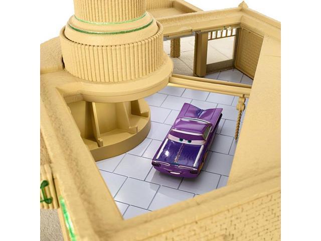 Disney Pixar Cars Precision Series Ramone S House Of Body Art Playset Newegg Com