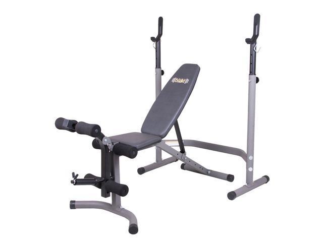 Superb Body Flex Sports 2 Piece 5 Position Adjustable Steel Olympic Short Links Chair Design For Home Short Linksinfo