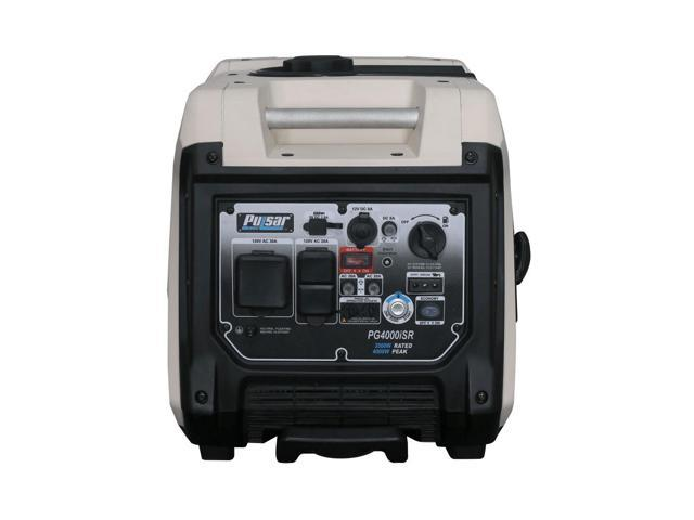 Pulsar 4000 Watt Inverter Generator with Remote Start - Newegg com