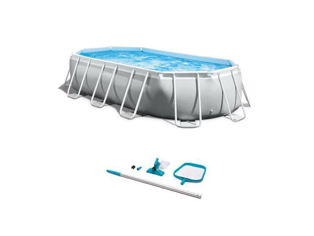 Intex 57122EP 48 x 48 Inch  Inflatable Royal Castle Baby Pool for Kids Age 1-3