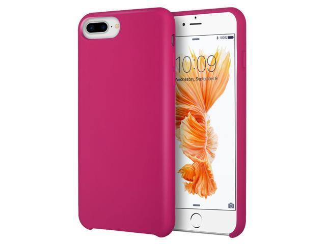 apple iphone 8 plus case peach