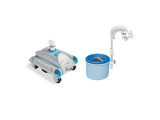 Above Ground Pool Deluxe Wall Mount Automatic Skimmer Easy mount Adjustable