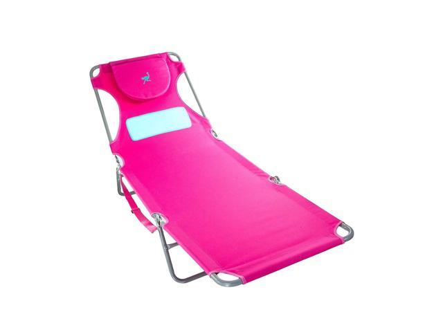 Ostrich Comfort Lounger Face Down Sunbathing Chaise Lounge ...