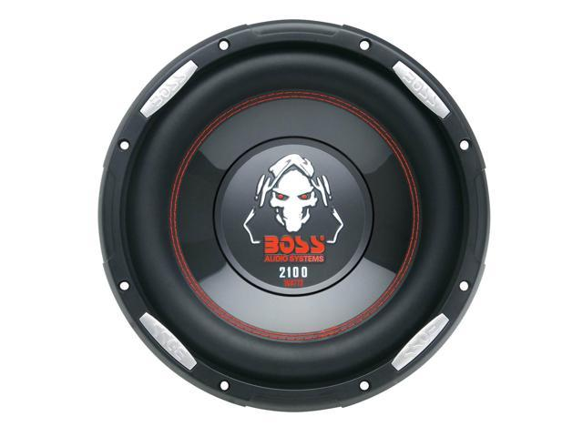 "Boss 10/"" Woofer 2100W Max 4 Ohm DVC"