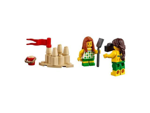60153 Lego City People Pack Fun At The Beach Free Shipping