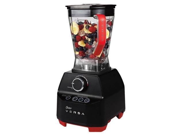 Oster VERSA BLSTVB-RV0-000 1400-watt Professional Performance Blender & Recipes
