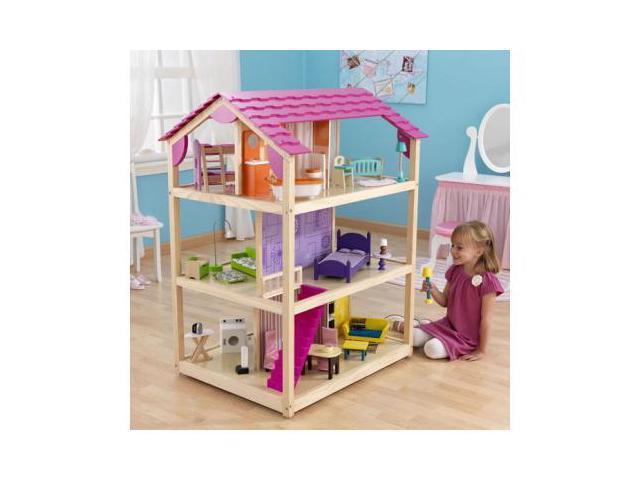 Kidkraft So Chic Dollhouse 65078 Neweggcom