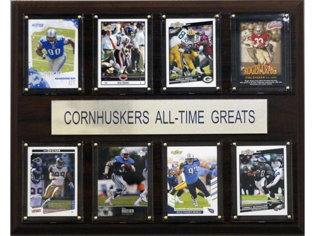 NCAA Football Iowa Hawkeyes All-Time Greats Plaque