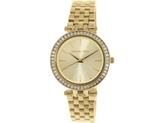 5da71d22e137 Michael Kors Darci Gold-Tone Ladies Watch MK3365 - Newegg.com
