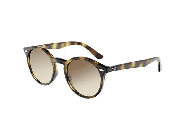 9bac820c2ba Ray-Ban Gradient RJ9064S-152 13-44 Brown Cat Eye Sunglasses - Newegg.com
