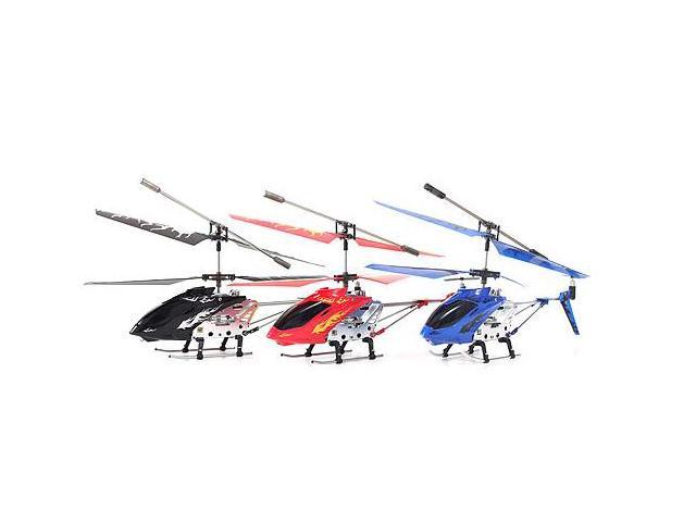 3 Channel Gyro Metal Helicopter Helizone RC Firebird