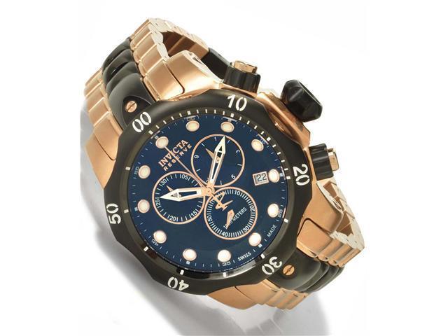 761fa5e6401 Invicta Men s 5728 Venom Quartz Chronograph Black Dial Watch ...