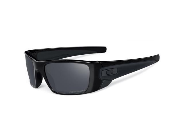 7215e0887e Oakley OO9096-83 Men s Fuel Cell Polished Black Ink Plastic Frame Black  Iridium