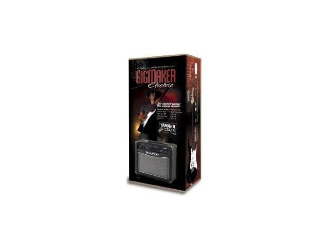 Yamaha Gigmaker Electric Guitar Pack Metallic Red Newegg Com