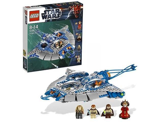 Lego Star Wars 9499 Bongo Gungan Sub Newegg Com