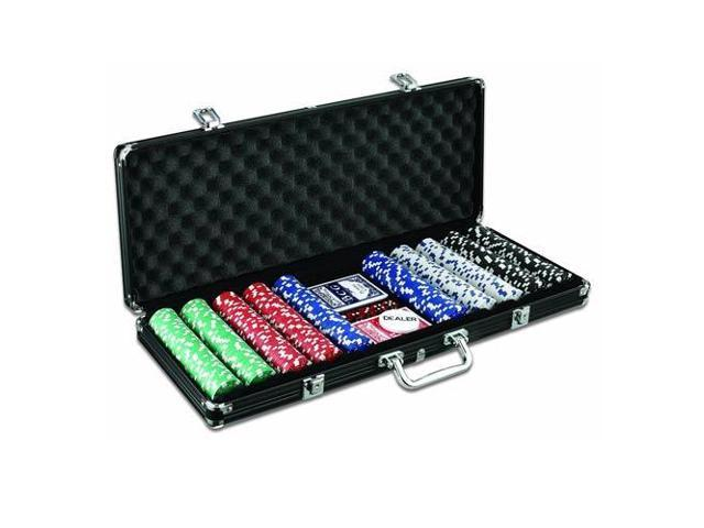 Sunnywood 3342 Vinyl 300 Piece Poker Chip Case