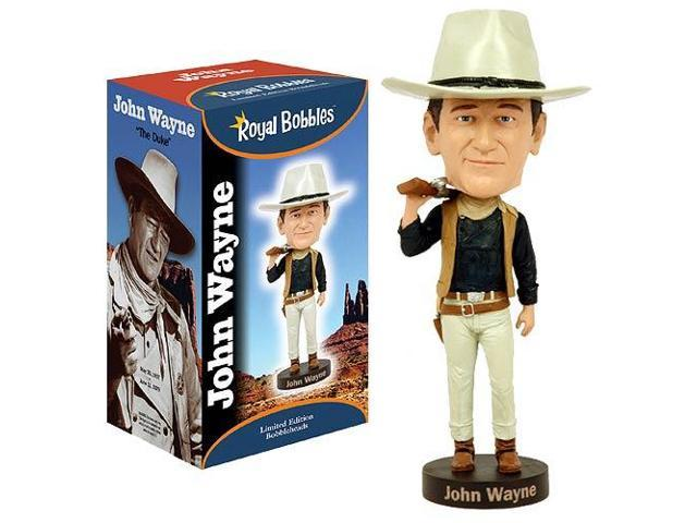Royal Bobbles John Wayne Bobblehead Limited Edition