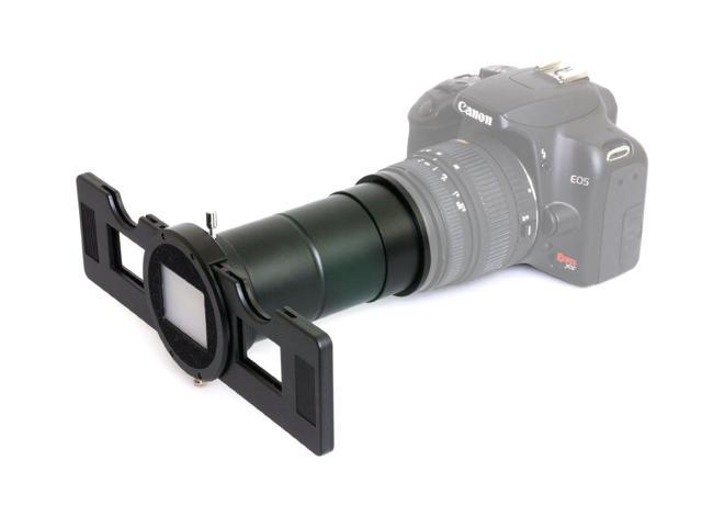Opteka HD² Slide Copier Duplicator with 10x Macro Lens for Canon PowerShot  G9 and G7 Digital Cameras - Newegg com