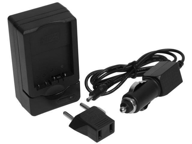 Power Battery 2-Pack AHDBT-302 HERO3 and GoPro AHDBT-201 + Fast Charger for GoPro HD HERO3+ AHDBT-301 Opteka High Capacity 2000mAh