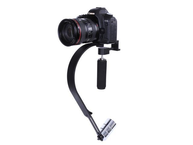 Opteka SteadyVid 200EX PRO Video Stabilizer System for Canon EOS 10D 20D  30D 40D 50D XT XTI XS Rebel 2000 G SX QT S Supports up to 5 LBS - Newegg com