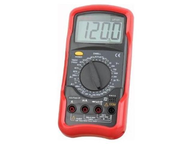 Automotive Digital Multimeter : Sinometer ut automotive digital multimeter newegg
