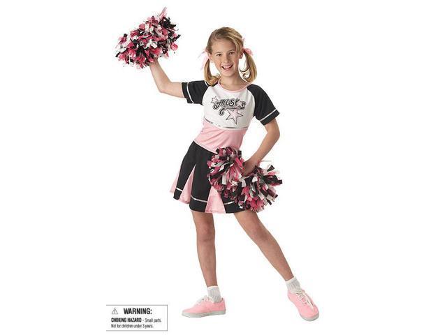 Kids Halloween Costume Girls Cheerleader Dress Outfit  sc 1 st  Newegg.com & Kids Halloween Costume Girls Cheerleader Dress Outfit - Newegg.com