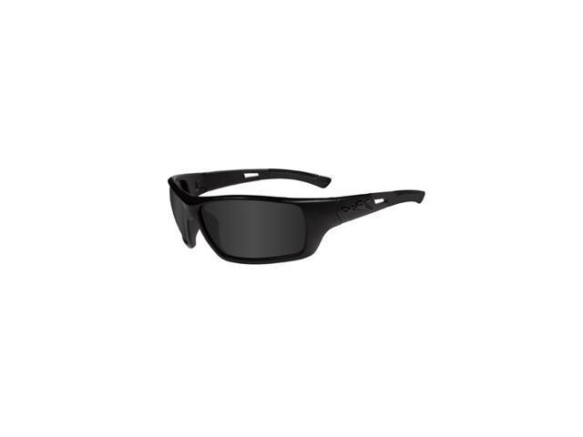2aaf96bcfdf0 Wiley-X Slay Tactical Sunglasses - Matte Black Frame w/ Smoke Grey Lens  ACSLA01 - Black Ops Sunglasses - Newegg.com