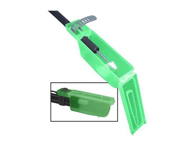 MTM GCPC MTM Gun Cleaning Patch Catcher Clear green - Newegg ca