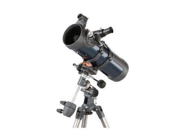 Celestron astromaster eq telescope w motor drive op