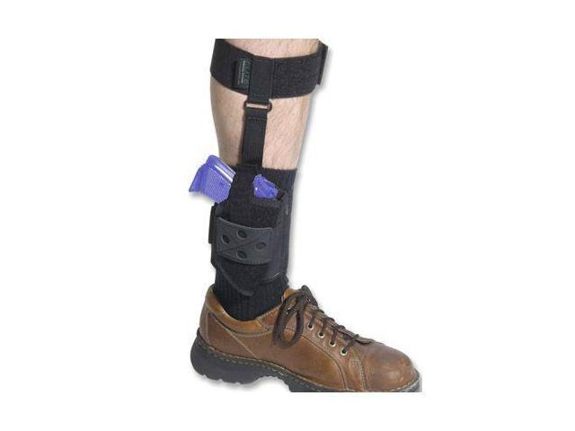 Elite Survival Systems Ankle Holster w/Calf Strap, ambi, Size 1L,Ruger  LCP/Kel-T - Newegg com