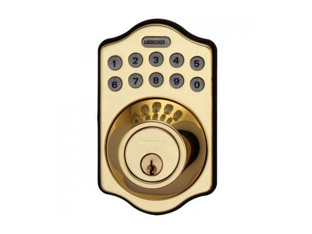 Lockstate Remotelock Ls 5i Deadbolt Lock Wifi Enabled