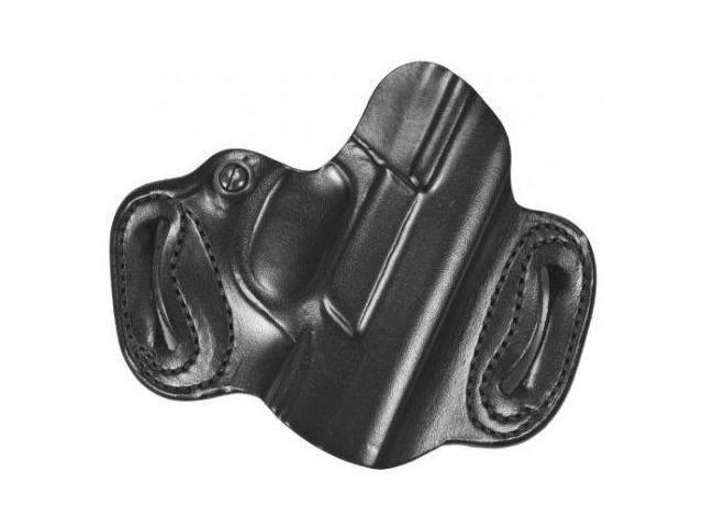 DeSantis 086BAR5Z0 086 Mini Slide Belt Holster RH Black Ruger SR9 & SR9C  Leather - Newegg com