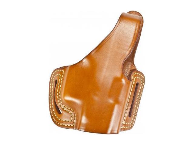 Blackhawk Leather Slide w/Thumb Break Holster, Right Hand - For Glock 17/  19/ 22 - Newegg com