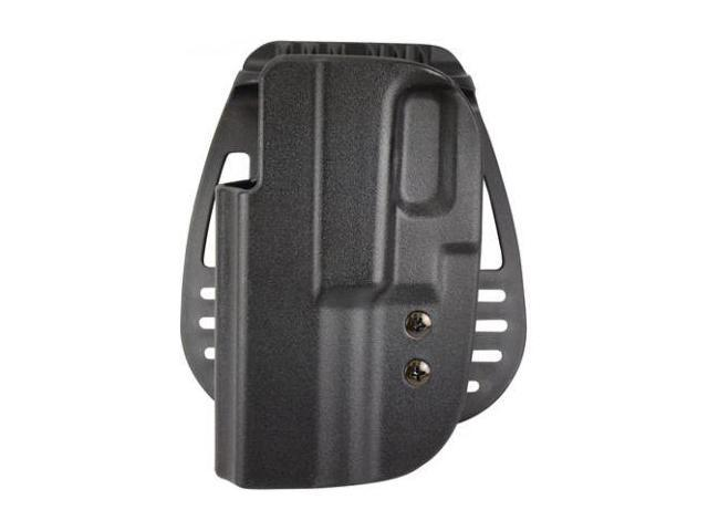 Uncle Mike's Kydex Open Top Paddle Holster, Left Hand, For Glock 20, 21 - -  Newegg com