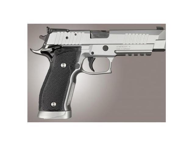 Hogue SIG Sauer P226 SAO X5 X6 Piranha Grip G10, Solid Black, Black -  Newegg com