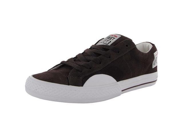 Suede Lo' Skate Sneaker - Newegg