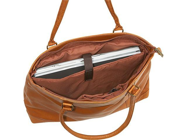 26fef8e41314 Le Donne Leather Women's Laptop Tote - Newegg.com