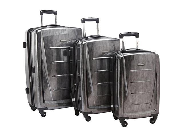 44179da25 Samsonite Winfield 2 Fashion 3-Piece Hardside Luggage Set ...