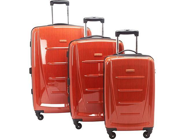 169ca7161c69 Samsonite Winfield 2 Fashion 3-Piece Hardside Luggage Set - Newegg.com