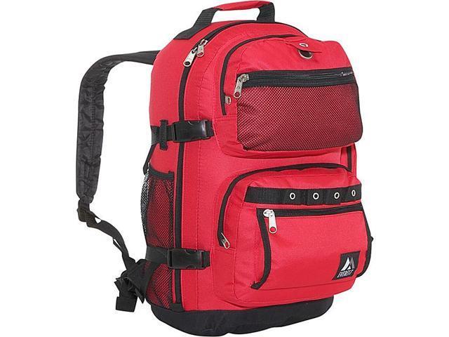 Everest Oversize Deluxe Backpack Navy//Black