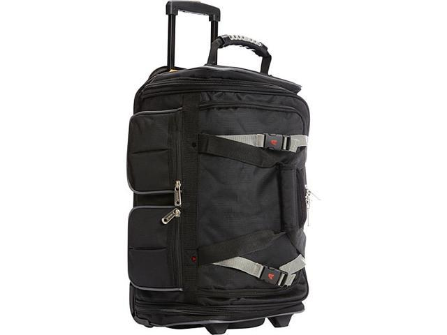 5dc992602665 Athalon 15-Pocket 22in. Wheeling Duffel - Newegg.com