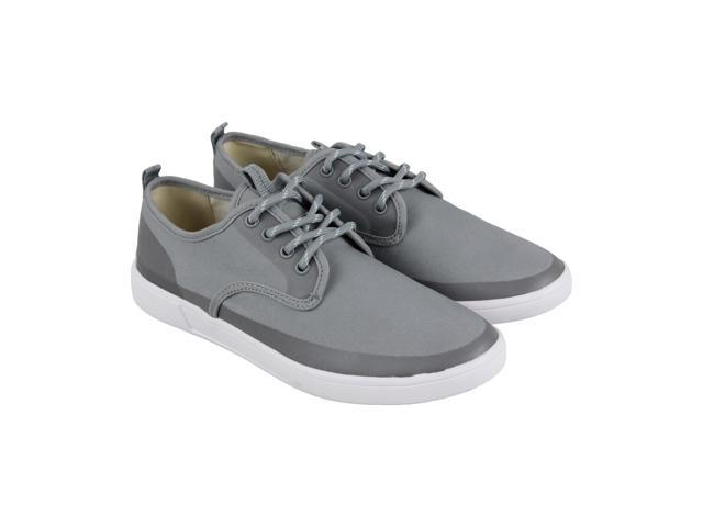 b014db7b3b4 Steve Madden Fayette Grey Fabric Mens Low Top Sneakers - Newegg.com