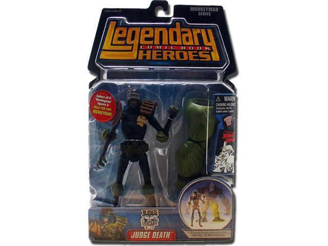1e5652c58 Legendary Comic Book Heroes Series 2 Judge Death Action Figure - Newegg.com
