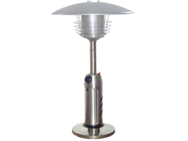 Garden Radiance Stainless Steel TableTop Outdoor Patio Heater   GS3000SS